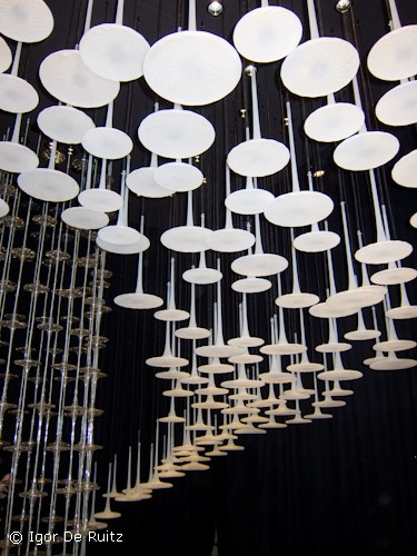 Temporary Museum for New Design, Super Studio 27, Tortona