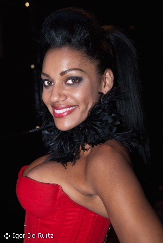 The Rio Carnival Queen, Ana Paula Evangelista